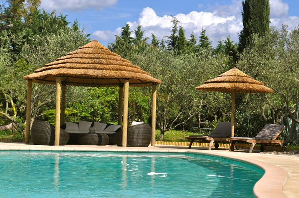 Mas to rent in LE VAL (Var) 4 pers