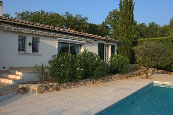 House to rent in DRAGUIGNAN (Var) 8 pers