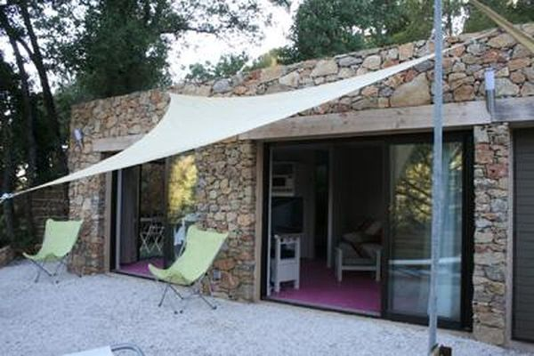 Villa to rent in BRAS (Var) 4 pers