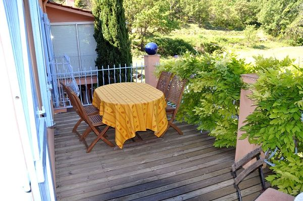 House to rent in CHATEAUVERT (Var) 4 pers