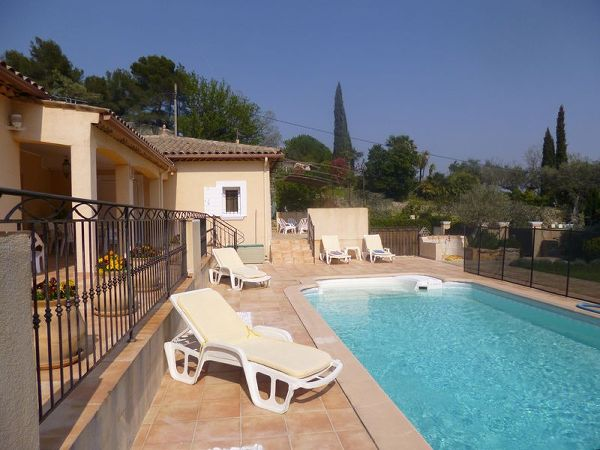House to rent in FLAYOSC (Var) 6 pers