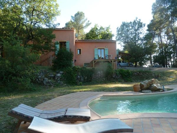House to rent in BRAS (Var) 8 pers