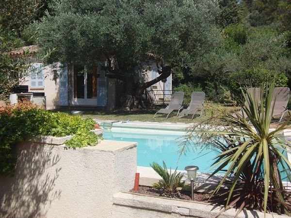 House to rent in LE VAL (Var) 4 pers