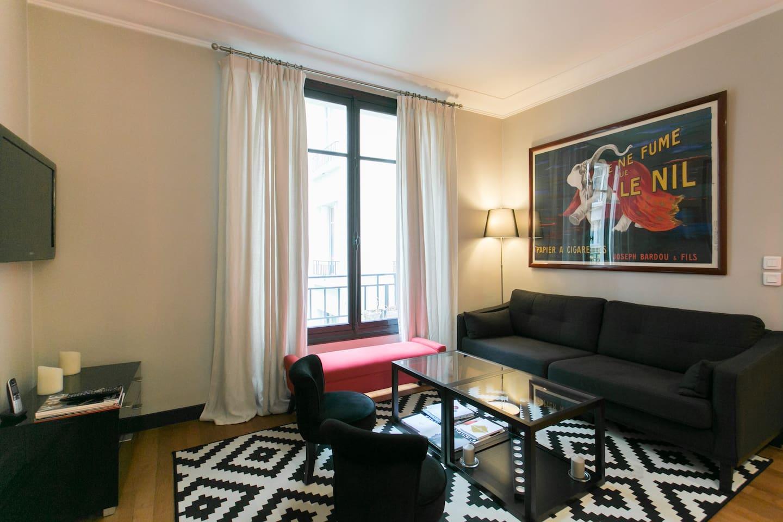 Appartement 2 pi ces paris 75116 fr - Appartement bien agence ...